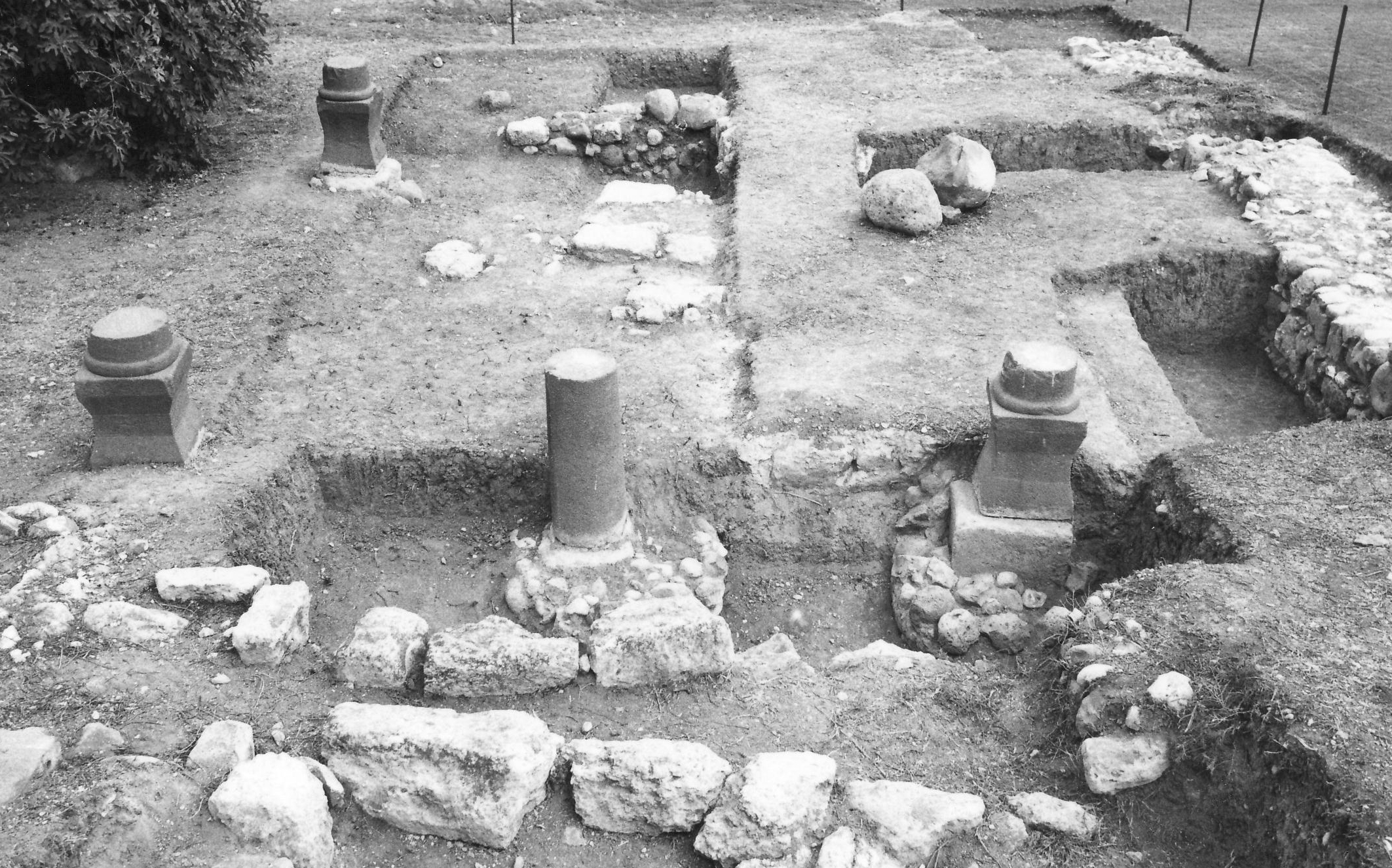 Excavations at Yesud Hamaaleh Synagogue